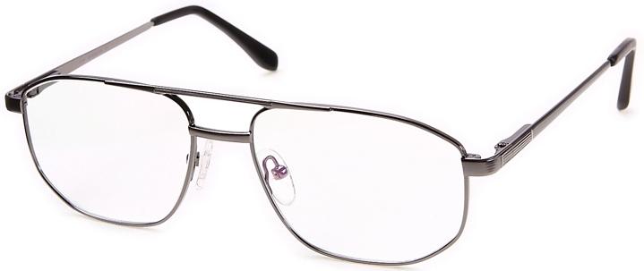 Vorschaubild von Große Brille im Pilotenstil