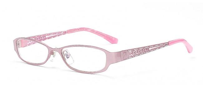 Damen Brille - Bügel in rot & schwarz - Tolle Bügel