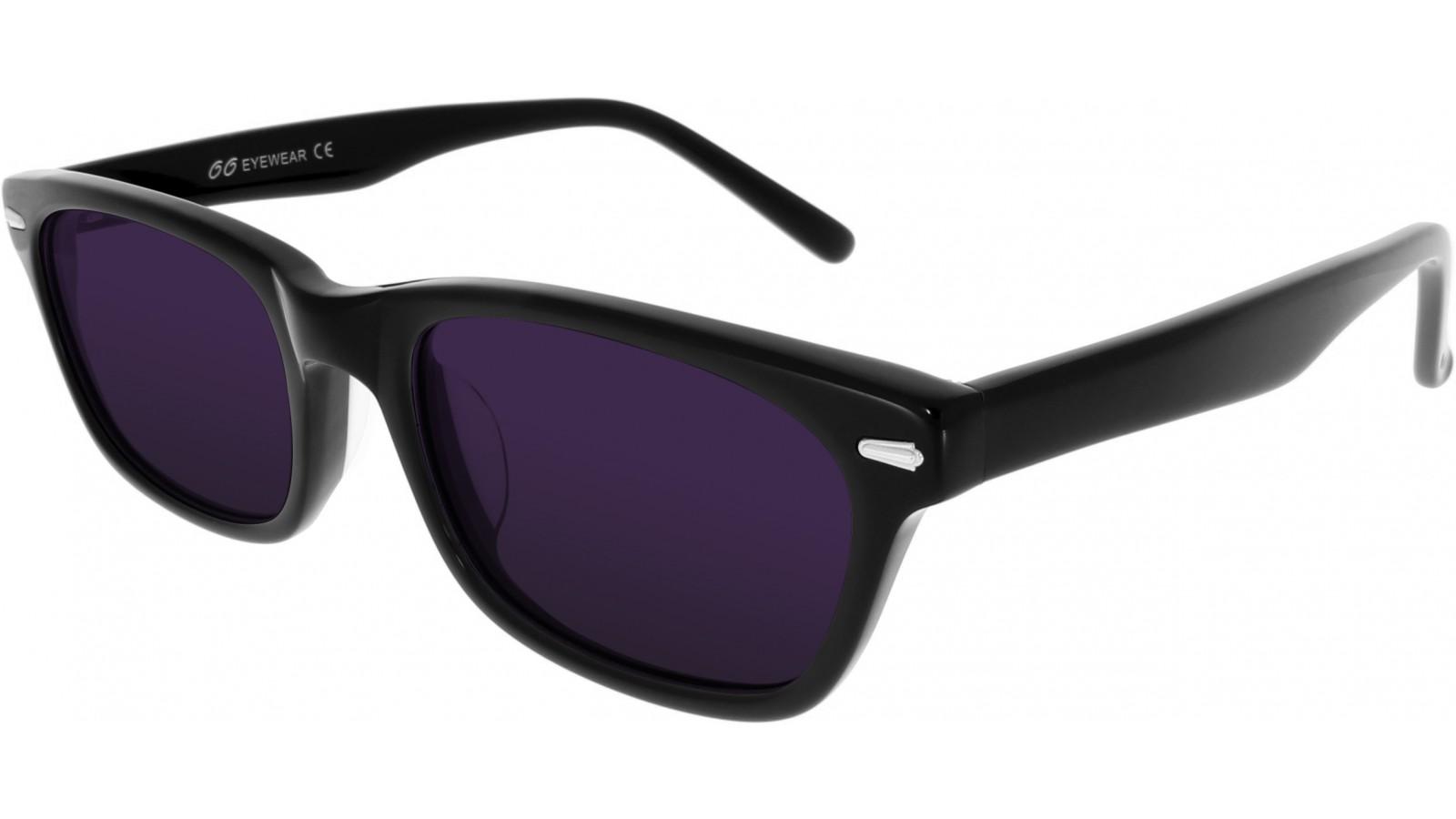 Nerd Sonnenbrille im wayfarer Style