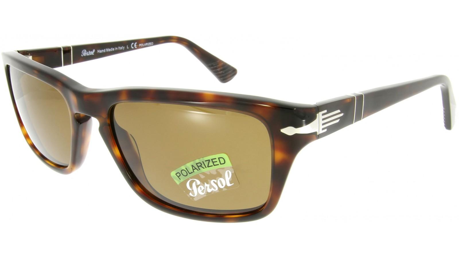 Persol PO 3074S 24/57 3P Damen-Sonnenbrille Vollrand