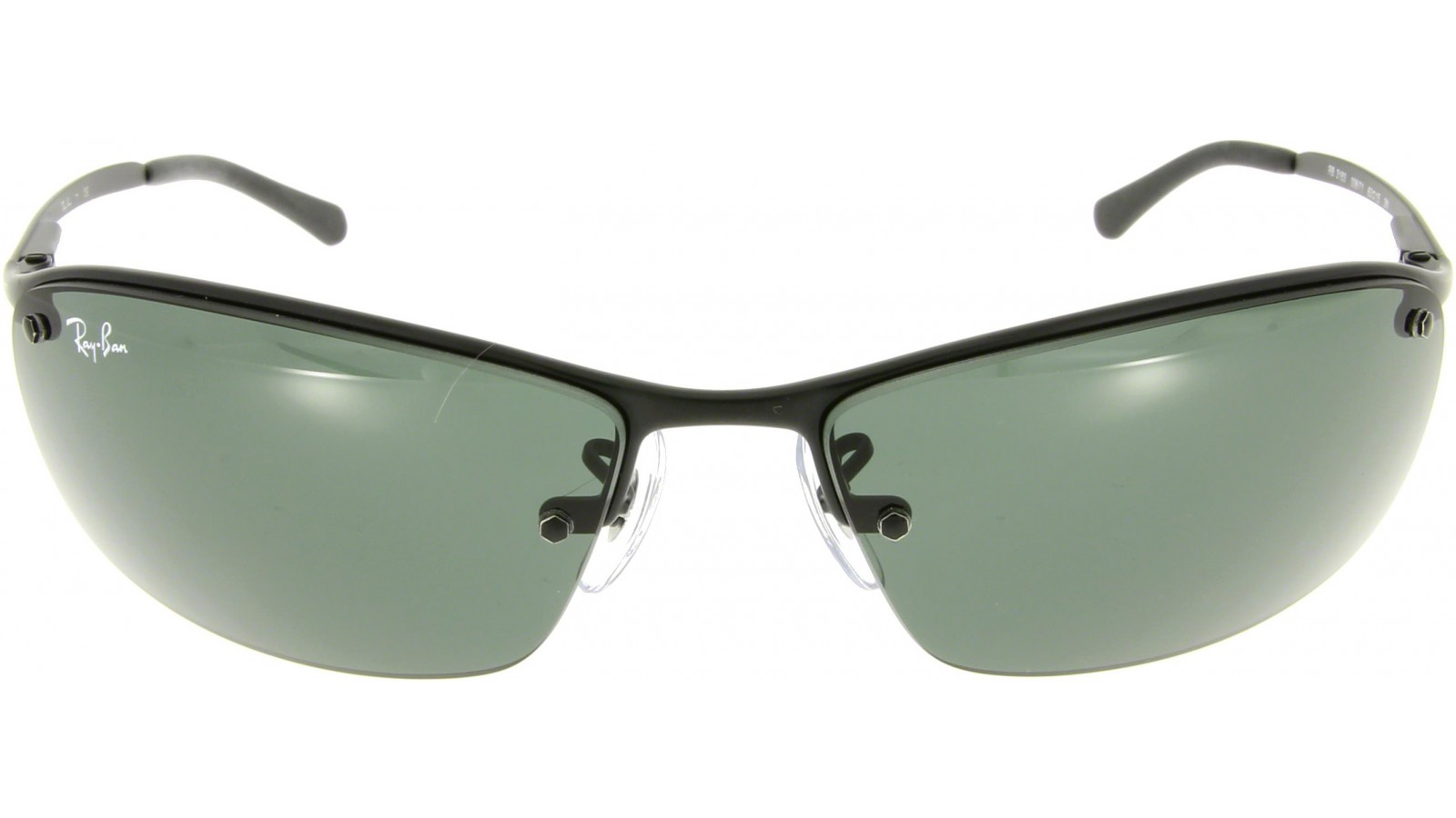 715d872e7fdc Ray Ban Rb3183 Top Bar 014 73 Brown Sonnenbrille « One More Soul