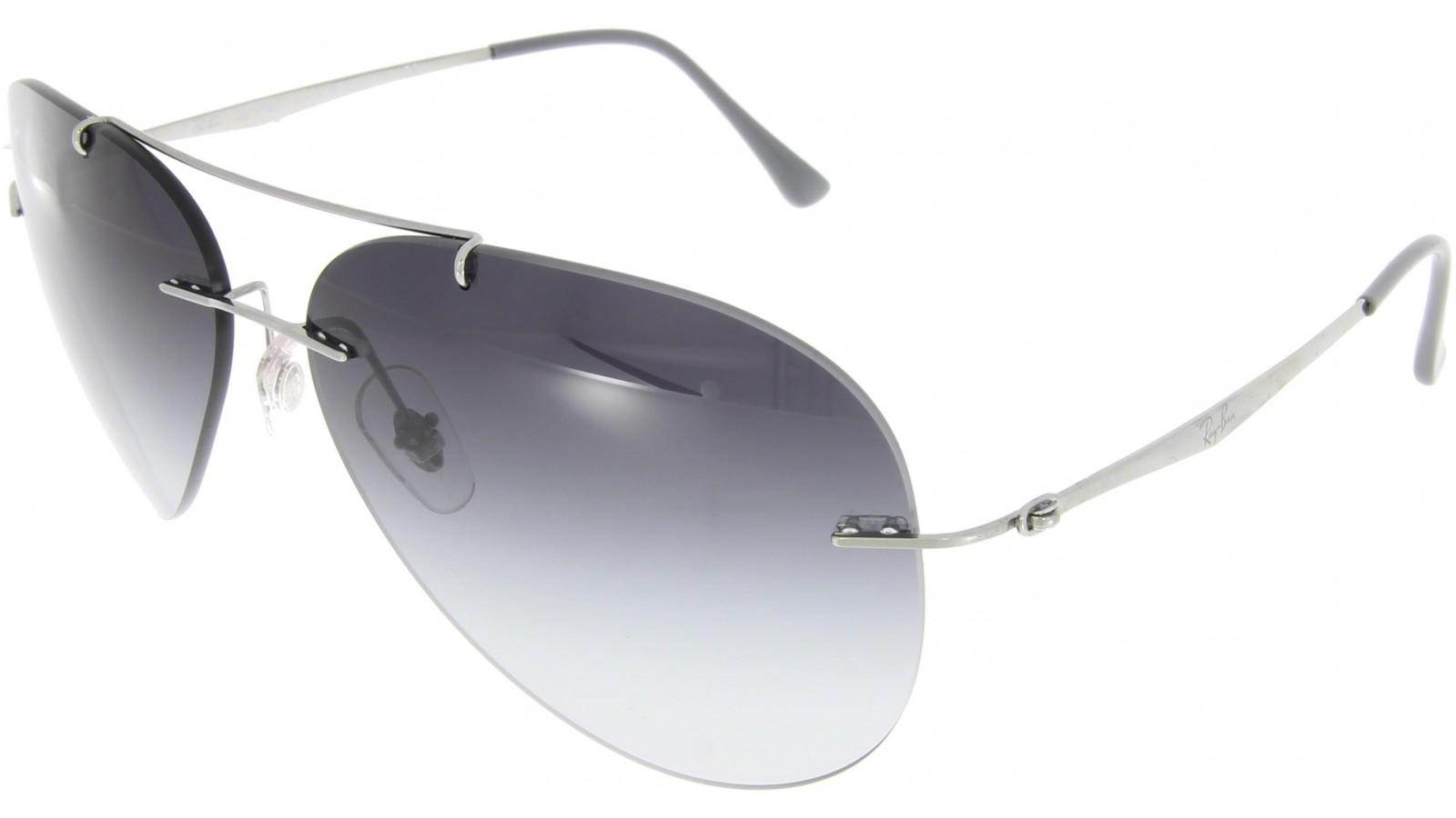 ray ban pilotenbrille light ray rb 8055 1598g3n. Black Bedroom Furniture Sets. Home Design Ideas