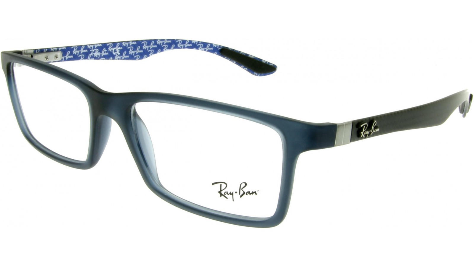 RAY BAN RAYBAN Herren Brille » RX8901« blau 5262 blau qfizcDf ...