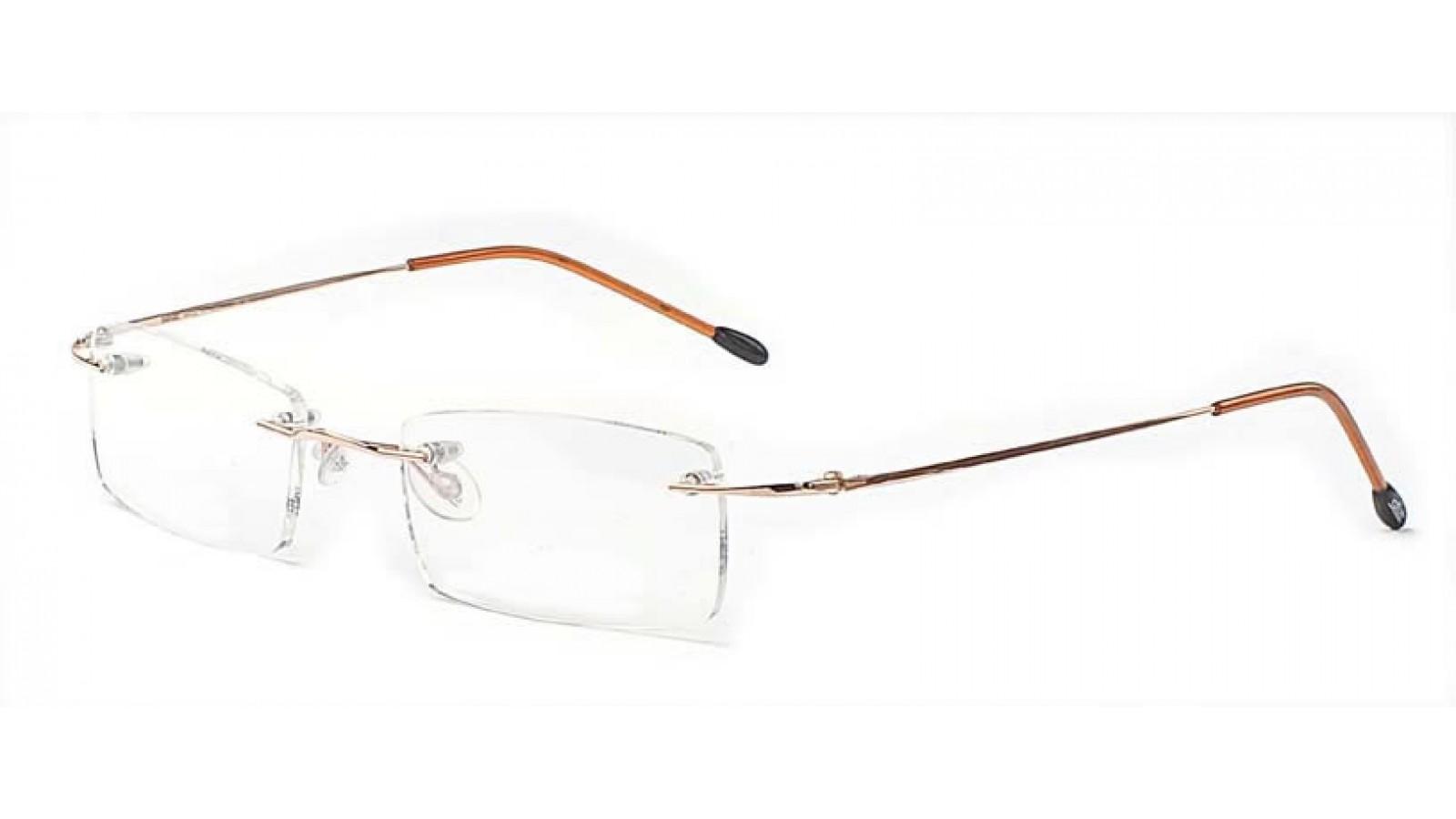 Sonnenbrille Herrenbrille/Damenbrille schmale Gläser elegant silber V-147 EPkkL2VYa
