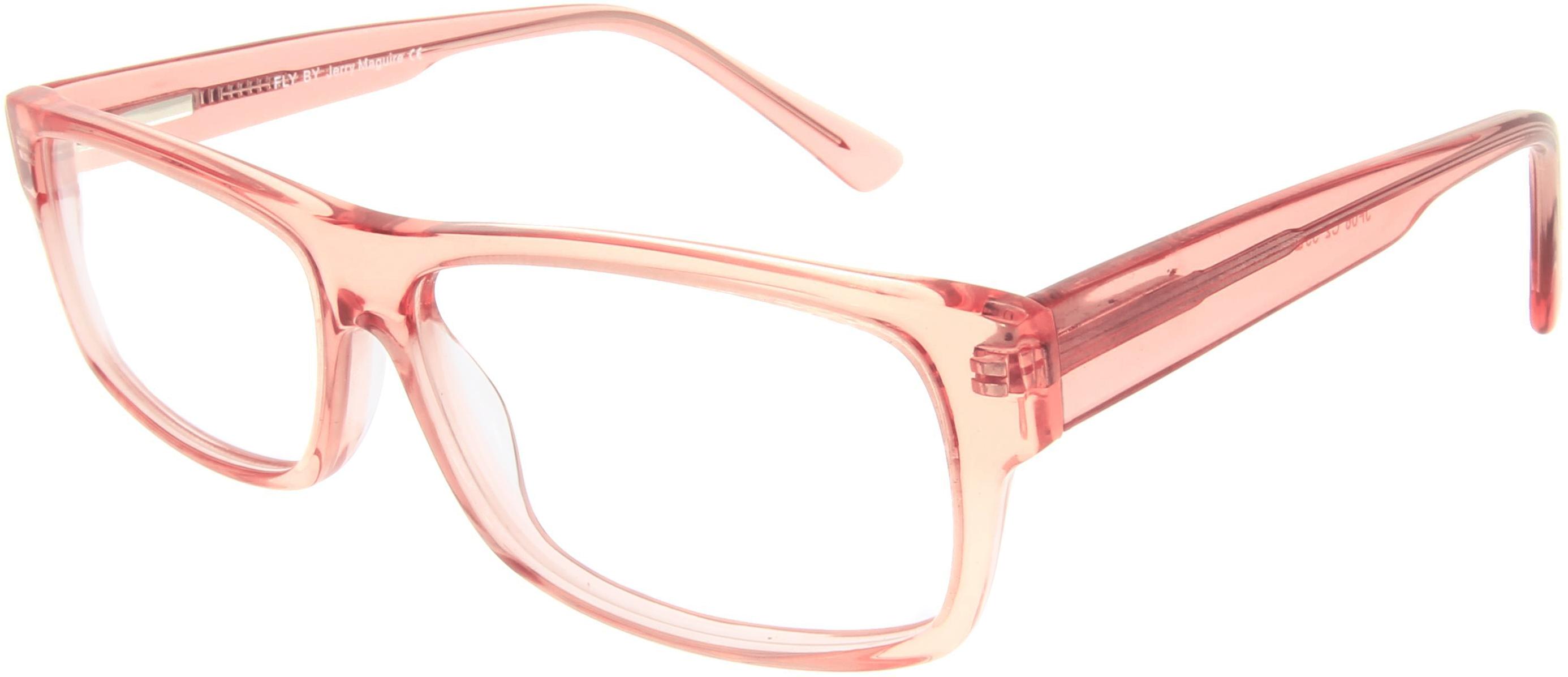 Arbeitsplatzbrille in Lachs-Losa