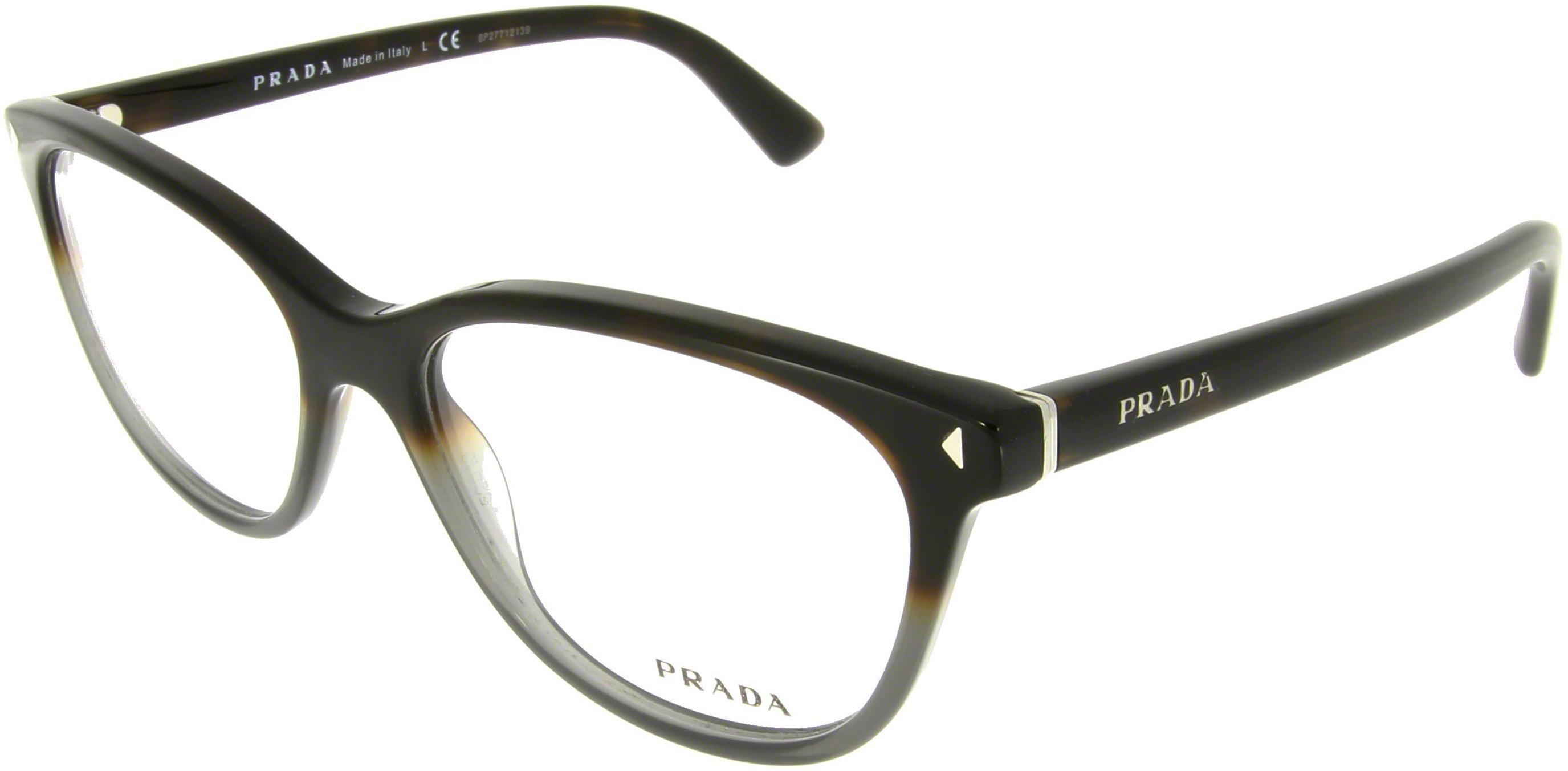 Prada Unisex Brille PR 14RV TKT 52