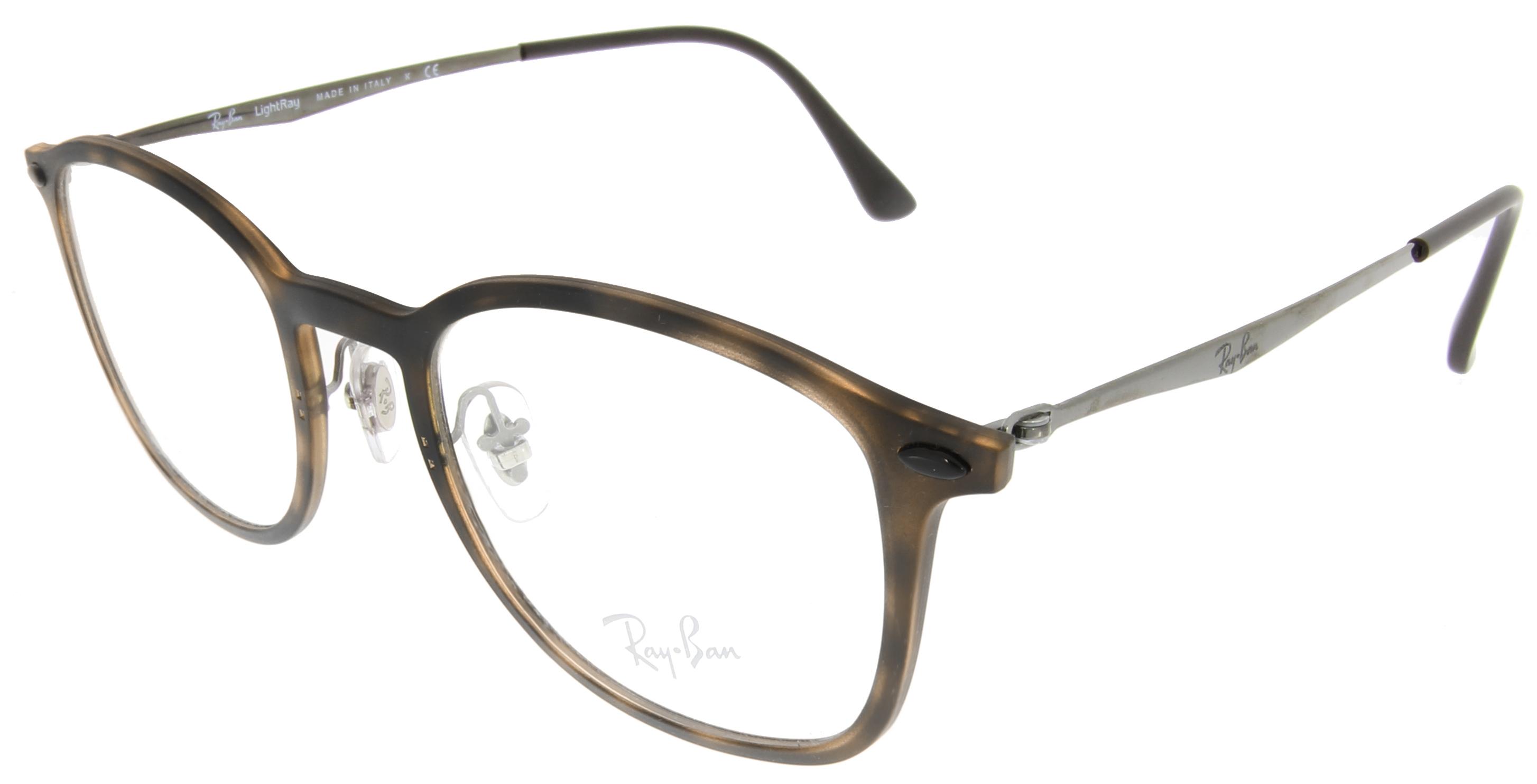 ray ban brille zu groß