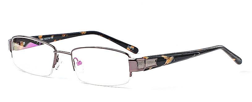 Vorschaubild von Vollrandbrille - Elegante Brillen Form