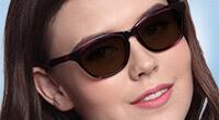 Große Sonnenbrillen