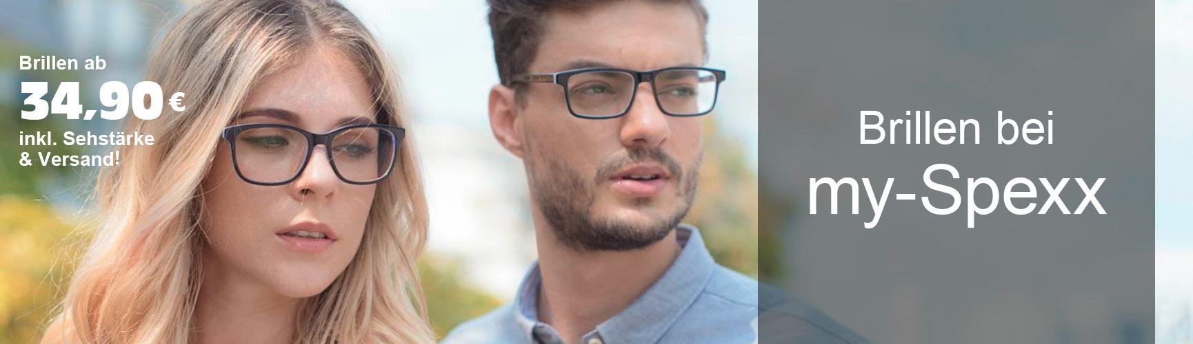 Brillen für Sie und Ihn