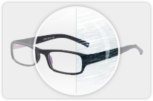 Brillenglas-Beschichtungen-Superentspiegelung