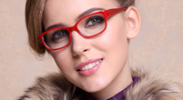 Bunte Brillen